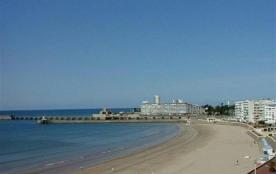 FR-1-331-36 - STUDIO les sables d'olonne - superbe vue  sortie chenal pour le depart du Vendée Gl...
