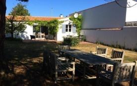 FR-1-258-33 - LE BOIS PLAGE MAISON COSI avec jardin PROCHE PLAGE GOLANDIERES IDEAL EN FAMILLE.