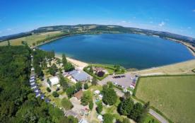 Camping Lac de Panthier, 147 emplacements, 63 locatifs
