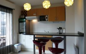 Résidence Les Balcons du Pic d'Anie - Appartement studio de 30 m² environ pour 4 personnes.