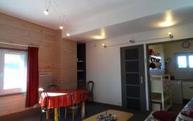 Appartement studio de 45 m² environ, jusqu'à 6 personnes.