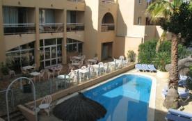 Appartement situé dans la résidence 'Le Maritime
