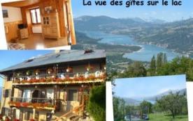 Gîte Valeur Sûre Les Orres Embrun Vue géniale - Saint-Sauveur