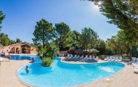 Résidence Campo di Mare  * - Mobil-home 6 personnes - 2 chambres + clim + TV (entre 6 et 10 ans) ...