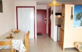 Résidence Le Saint-Charles - Appartement 1 pièce, vue mer.