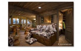 Les Vosges, superbe appartement PREMIUM 6 pers, 2 chambres, 60m², cheminée