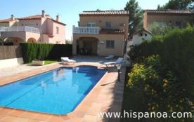 Maison avec piscine à Ametlla prév