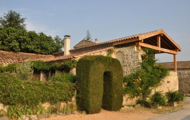 Detached House à LUSSAN