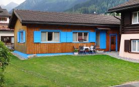 Appartement pour 2 personnes à Klosters