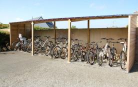 Camping Les Hauts de Port Blanc, 39 emplacements, 38 locatifs