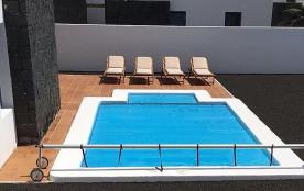 Studio pour 3 personnes à Playa Blanca