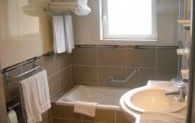 Studio vue mer Salle de bain