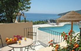 Résidence La Côte Bleue 5* -Mini Villa 62m² 4pers, terrasse avec vue panoramique