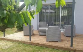 Maison meublée de 80m2 & jardin 500m2 à Angers