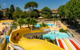 Camping des Sept fonts 3* - Mh 5pers 2 chambres