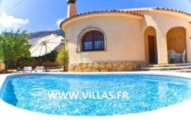 Villa Ol Vaz. Agréable villa d'été pour 6 personnes, avec piscine privée, se trouvant à seulement...