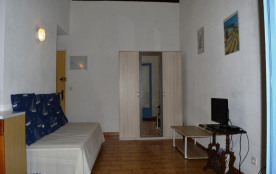 Appartement 2 pièces de 45 m² environ pour 4 personnes situé à 500 m de la plage et à 800 m du ce...