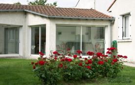 Maisonnette 33m2 très claire, confort, Pays Royannais