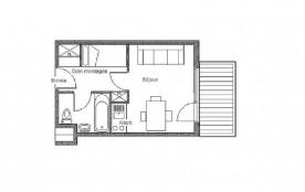 Appartement 2 pièces 4 personnes (215)