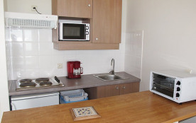 Appartement pour 2 personnes à Mimizan