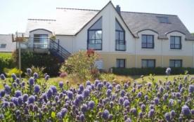 appartement dans maison neuve face à la mer - Saint Pol de Leon