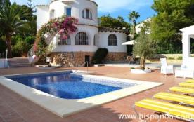 Location d'une villa à Javea avec grande piscine privée |we5049