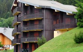 Appartement pour 2 personnes à Châtel