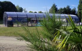 Domaine de Mesqueau 3* - Mobil-home Supérieur Confort - 2 chambres - 4 personnes