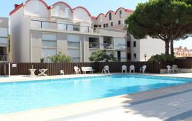 Appartement 2 pièces cabine - 27 m² environ - jusqu'à 6 personnes