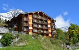 Appartement studio de 24 m² environ pour 4 personnes, la résidence Lessy C est située dans le hau...