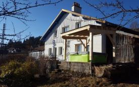 Ancienne petite ferme rénovée - Gerardmer