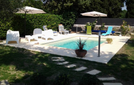 La piscine privative