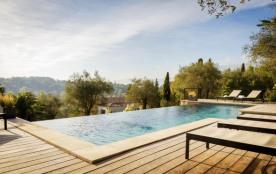 Prestigious Bastide in hinterland of Cannes