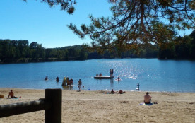 Camping du Lac - Chalet Confort