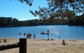 Camping du Lac - Mobil-home Super Mercure Access 2015