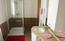 SDB privative chambre 1 coté douche