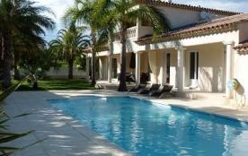 Villa à SAINT CYR SUR MER