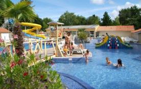 Camping 5* Club Famille Lou Pignada-MOBILHOME 6 personnes - 3 Chambres (entre 6 et 10 ans)