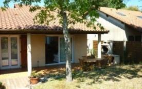 La Clairière aux Chênes - Villa-patio de 48 m² environ pour 6 personnes.