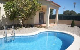 Maison avec piscine privée et Wifi