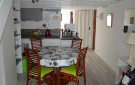Appartement 1 chambre refait à neuf proche mer.