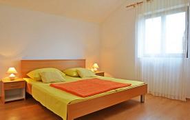 Appartement pour 3 personnes à Vrsi