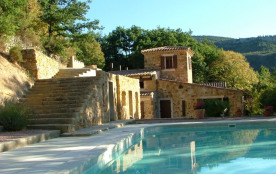 BEL APPARTEMENT dans propriété Alet les Bains - Aude - Languedoc-Roussillon