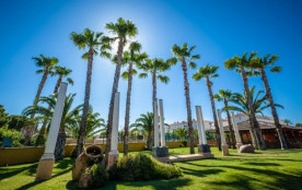 Camping Vendrell - Bungalow 2Ch 4/6pers
