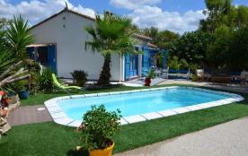 Villa à GUZARGUES