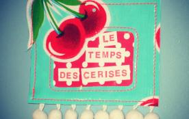 Gîte urbain LE TEMPS DES CERISES - 3*