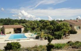 SCI Résidence confort loisirs 3 Gîtes de 2, 4 et 6 p. en Ardèche méridionale