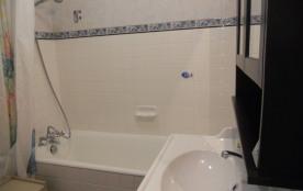 Vue salle de bain,wc séparé