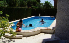villa MONTECARLO- piscine privée
