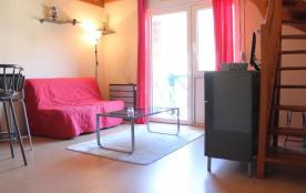 Appartement 2 pièces - 34 m² environ - jusqu'à 4 personnes.